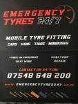 Emergency Tyres 24/7